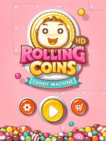 Rolling Coins HD Screenshots