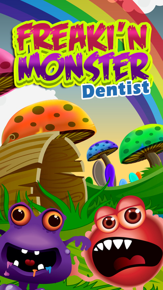 A Legends of Tiny Monsters Halloween Inc - Mobile Dentist Dash Games Pro