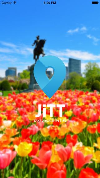 Boston Guide audio et organisateur de parcours touristiques par JiTT