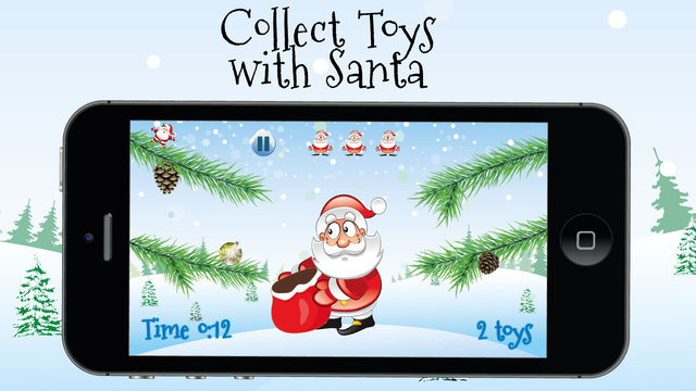 Christmas Toys: Collect Xmas Ornaments from Christmas Tree