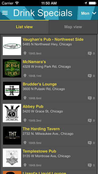 Drink Specials Chicago - Drink Deals Happy Hours Promotions and Offers From Chicago's Best Bars Rest