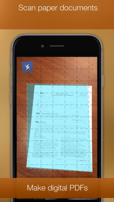 PDF Printer for iPhone iPhone Screenshot 4