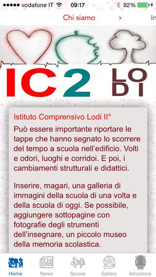 Istituto Comprensivo Lodi II