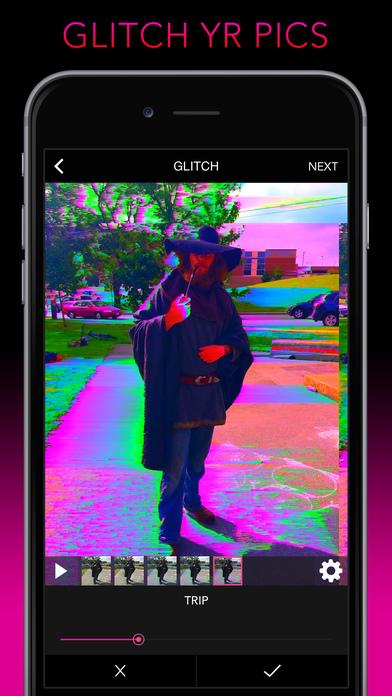 Glitch Wizard screenshot 2