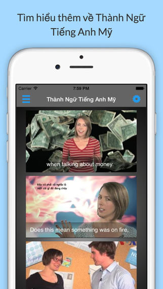 Thanh Ngu Tieng Anh My Thong Dung - Common American Idioms