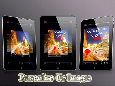 Dreamy Wallpapers iPad Screenshot 3