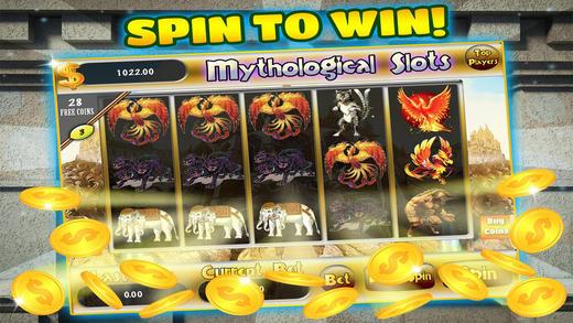 Ancient Mythology Slots Adventure - Age Of Casino Edition