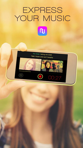 Fusic - Create and Share Music Videos. Sing and Da