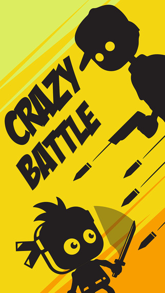 Crazy Battle - Chop Them Weapons