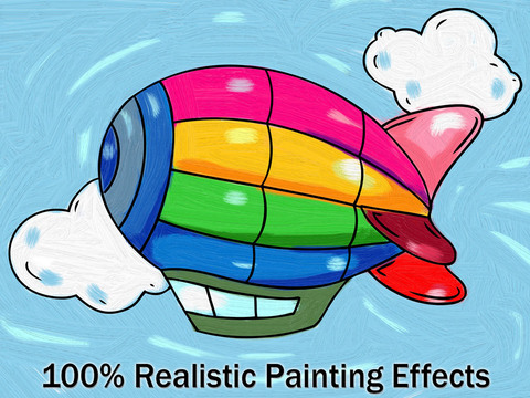 Kids Coloring Painting World - advanced colouring game for artistic children