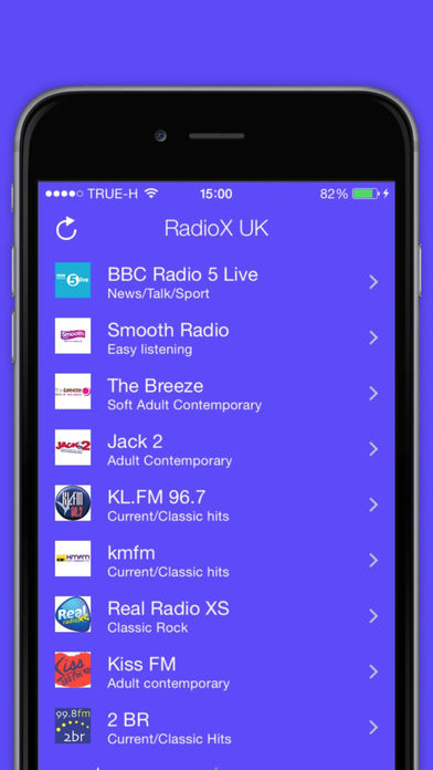 download RadioX UK - Radio Online Free apps 4