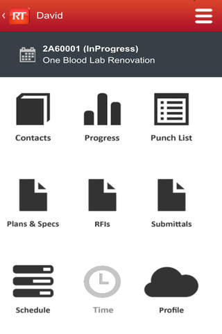 RedTeam Mobile screenshot 1