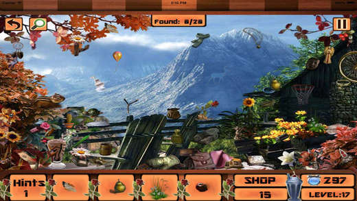 Hidden Objects : Holiday Preparation