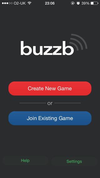 Buzzb - trivia game for Chromecast