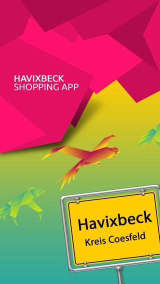 Havixbeck Shopping App