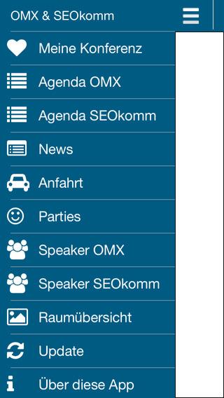 SEOkomm und OMX Konferenz Programm-Planung