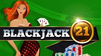 Screenshot 1 Блэкджек игра видео азартные игры Бесплатные карточные игры