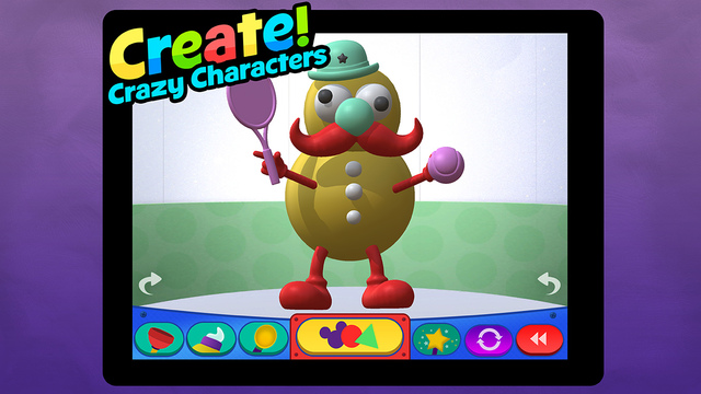 Clay Maker: Mickey Mouse Clubhouse Screenshots
