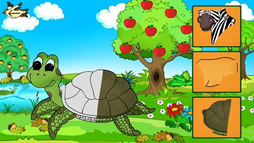 Joyful Animals for Kids - Educational game for children