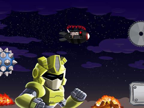 Transformers Vs Humans Robot Machine Platformer Game【遊戲