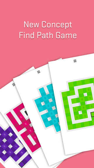 BlockTile:new concept find path game