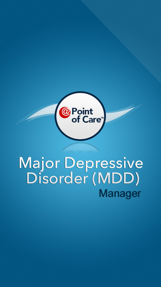 Major Depressive Disorder MDD Patient Companion