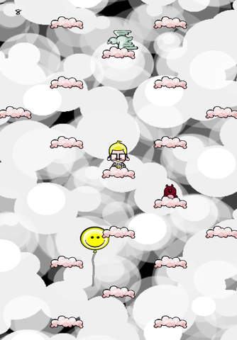 Cloud Boy Jumper screenshot 2