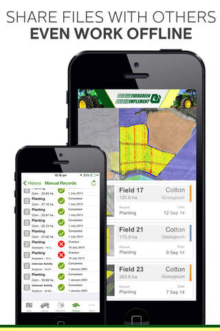 Evergreen Implement - Mobile Farm Management screenshot 4