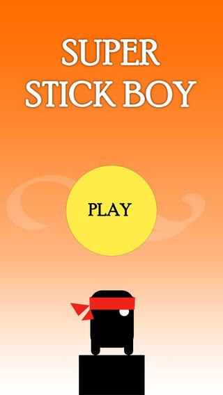 Super Stick Boy
