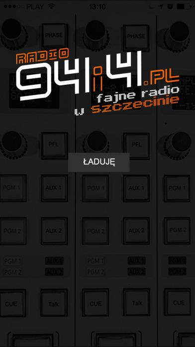 Szczecin.fm iPhone Screenshot 1