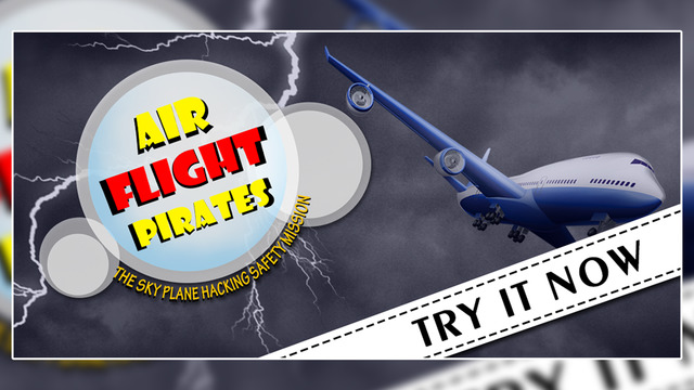 Air Flight Pirates : The Sky Plane Hacking Safety Mission