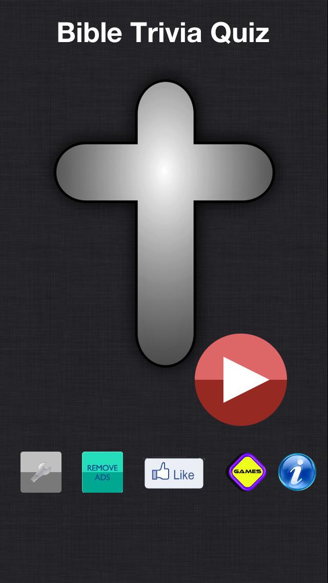 Bible Trivia screenshot 1