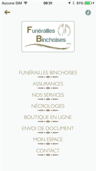 Funérailles Binchoises