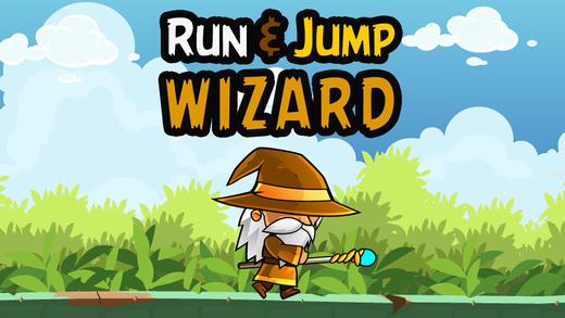 Run Jump Wizard Pro