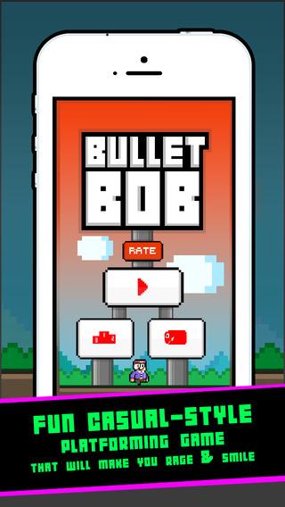 Bullet Bob - The Golden Bob Edition