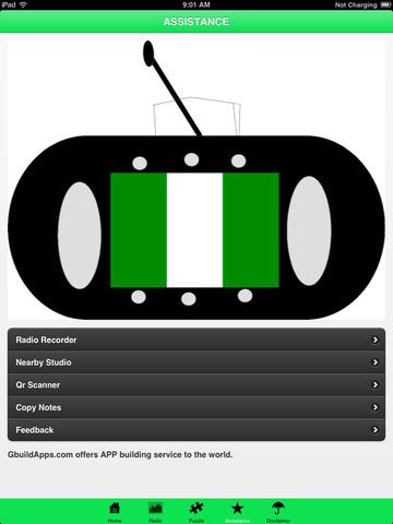 玩免費音樂APP|下載Nigeria Radio 1 app不用錢|硬是要APP