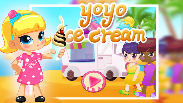 YoYo Make Ice Cream