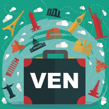 Venice (Italy) Offline GPS Map & Travel Guide Free LOGO-APP點子