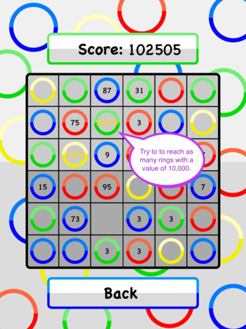 Push the Circles Screenshots