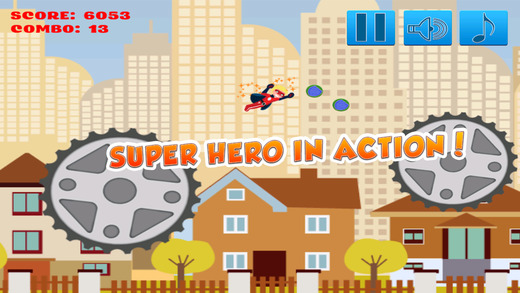 Awesome Hero Boy - Super Sky Action Jumping Game