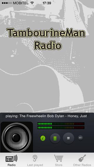 TambourineMan Radio