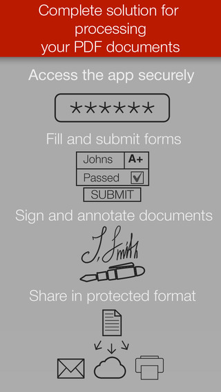 PDF Forms - Fill Sign and Annotate PDF Forms and Documents