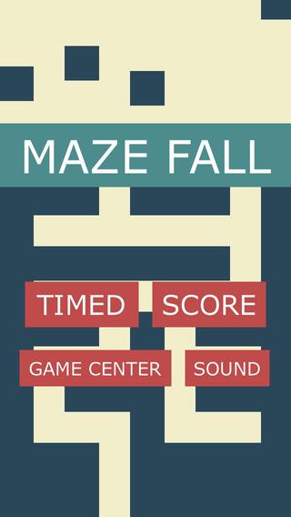 Maze Fall