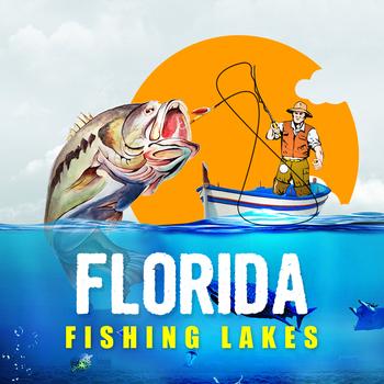 App florida fishing lakes app app for Florida fishing app