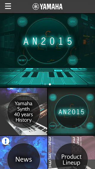 Yamaha Synth Book - US
