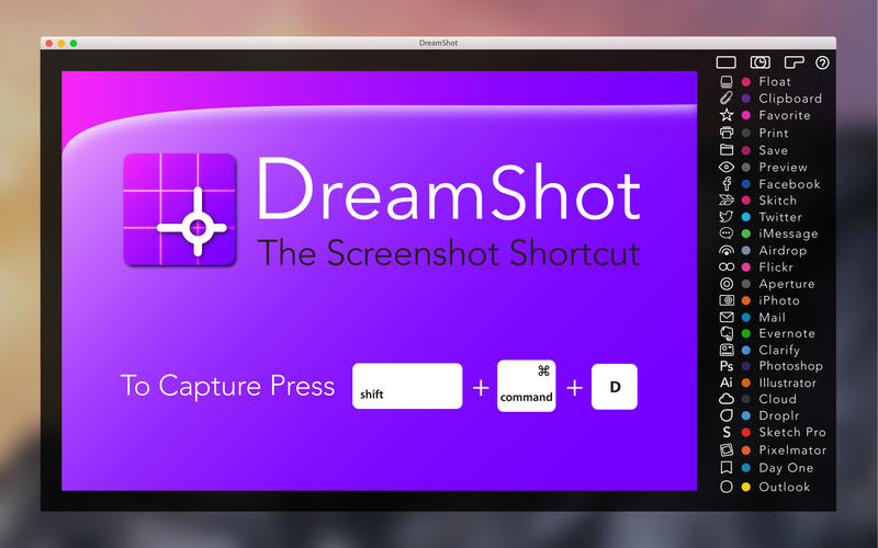DreamShot Screenshot - 1