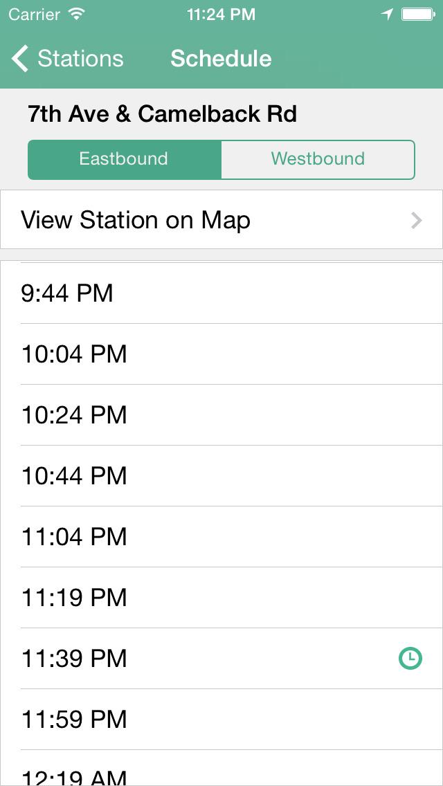 Find My Train screenshot