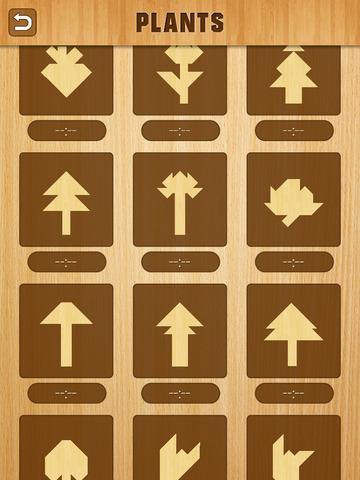 玩免費遊戲APP|下載Tangram Plants HD app不用錢|硬是要APP