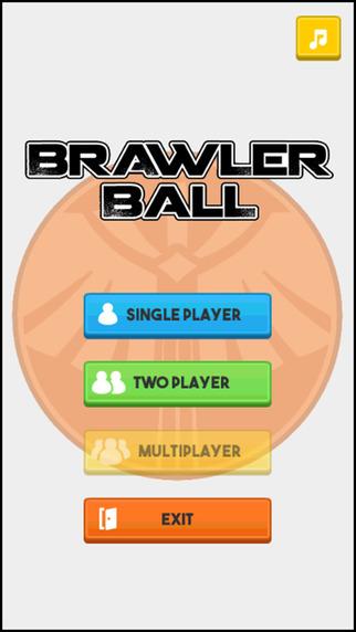 Brawler Ball - 2 Player