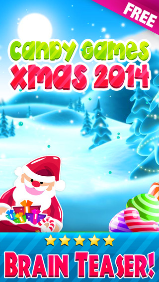 Candy Games 2015 - Match-3 adventure in juicy fruit land free